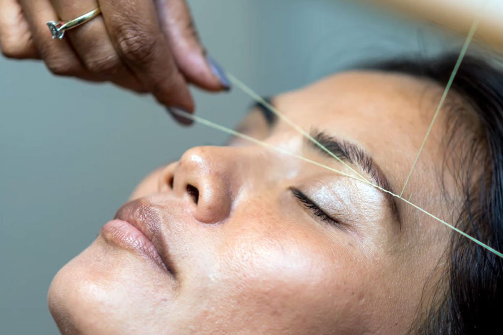 Brow-Threading